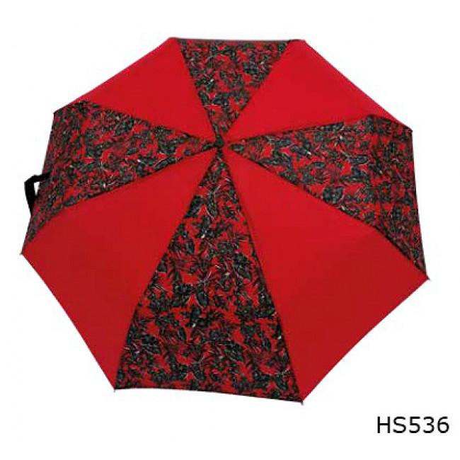 361 - 3 Deštník dámský manuální skládací typ 361