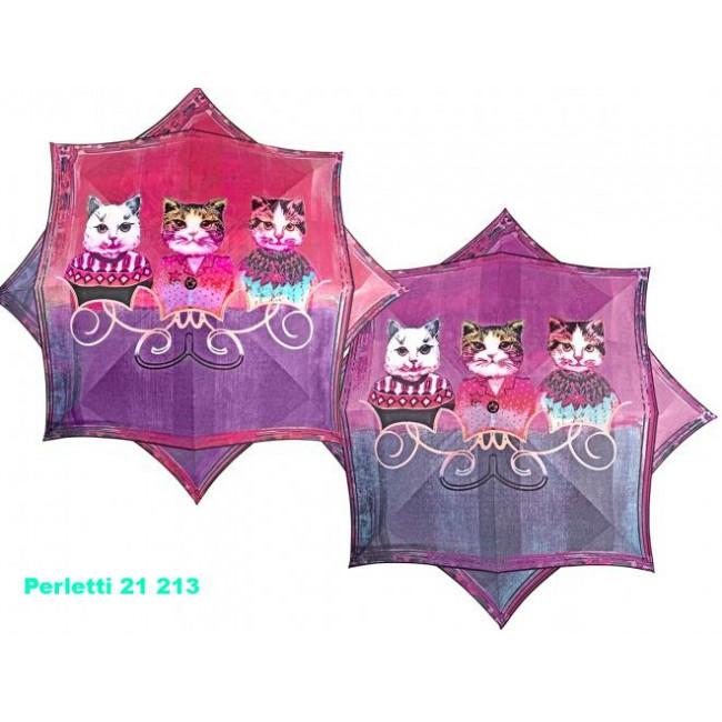 Dámský deštník holový 21213