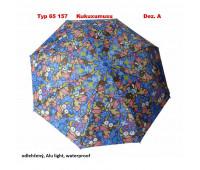 Deštník man. skládací Kukuxumusu..