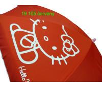 SA 2008 Slunečník 180cm Hello Kitty