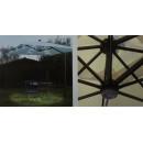 Slunečník alustr 5023 300x300cm