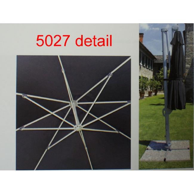 S 5027 Slunečník alustr 330cm