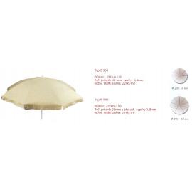 Slunečník B935 bavlna 200cm