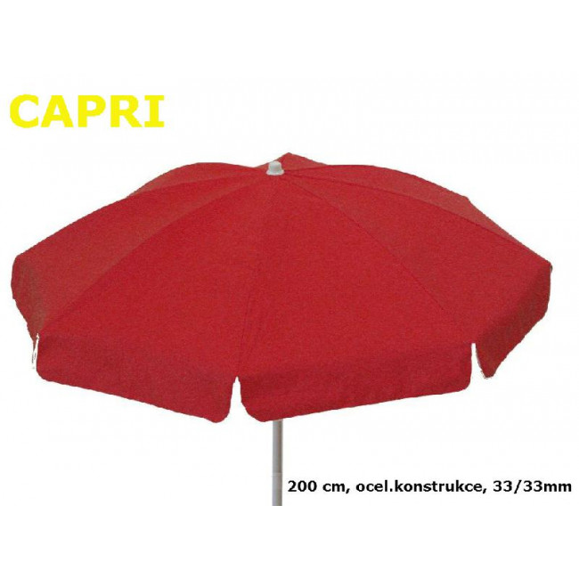 Slunečník Capri 200cm