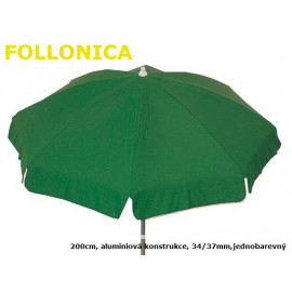 Slunečník Follonica PE 200cm