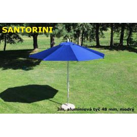 Slunečník Santorini alu 300cm