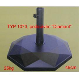 Podstavec typ 1073 25kg