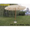 Slunečník Verbania 200